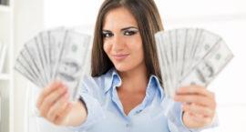 قرض مقابل عمل تجاري قائم